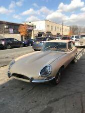 Jaguar E type 1967 Serie 1 matching numbers 2+2,zero rust,Cheap car don't miss!
