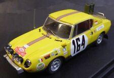 FIAT 850 RACER BERTONE RALLYE di MONTECARLO 1969  MICROSPRINT MCS21002