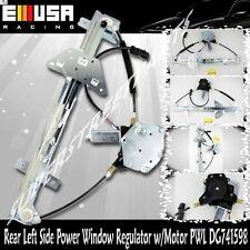 Rear Driver Side Power Window Regulator w/Motor for 98-03 Dodge Durango 741598