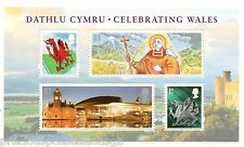 GB MNH MINIATURE SHEET 2009 Celebrating Wales MSW147  10% OFF FOR ANY 5+