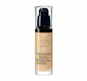 Bourjois Paris 123 Perfect Foundation 16h 30ml *Choose Your Shade*
