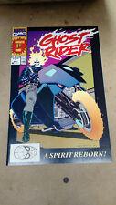 Marvel - Ghost Rider Comic FANTASTIC 1ST ISSUE ! - A Spirit Reborn - OOP