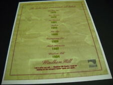 Windham Hill a label that transcends all labels Original 1994 Promo Poster Ad