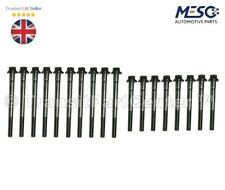 SET OF 18 CYLINDER HEAD BOLTS FITS FOR FORD TRANSIT MK6 MK7 2 2.2.4 3.2 2000-14
