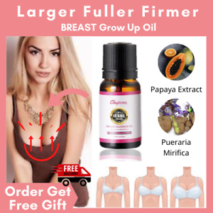 Natural Upsize Breast Enlargement Essential Oil Plant Big Cream Massage Enhancer