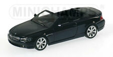 Minichamps 1:43 431 026030 BMW 6-SERIES CABRIOLET 2006 Dark Blue Metallic NEW