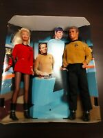 Barbie and Ken Star Trek gift set 30th anniversary 15006 Missing Outer Box