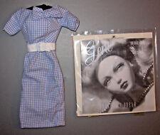 Gene Marshall Bridge Club Dress/Belt/PW ONLY Fits: Ivy/Madra/Jamieshow/Violet