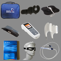 DENAS-PCM 6 (English PAPER Manual)+Electrodes (5 pcs)+2 Case +Expedited shipping