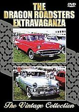 The Dragon Roadsters Extravaganza (DVD, 2006) New/Sealed