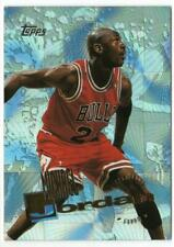 1995-96 Topps Power Boosters Michael Jordan #277