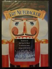 The Nutcracker (DVD, 2015) Macaulay Culkin, Kevin Kline, 1993 Christmas SEALED