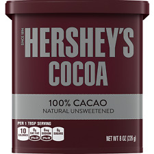 Hershey's Cocoa Naturally Unsweetened 226g 8oz