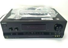 Sony STR-DH700 7.1 Audio Video Home Theater Receiver HDMI with REMOTE Bundle +