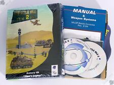 PC IBM BATTLE ISLE 2 TITAN'S LEGACY BIG BOX CD-ROM VINTAGE GAME BLUE BYTE UNUSED