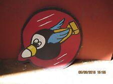 WWII USAAF EIGHT BALL 67 TH BOMB SQDN 44 TH BG 8 TH AAF  FLIGHT JACKET PATCH