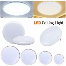 Ultra-thin LED Ceiling Light Round Fixture Lamp Bedroom Kitchen Indoor Lighting