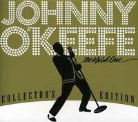 JOHNNY O'KEEFE The Wild One Collector's Edition 2CD BRAND NEW Best Of