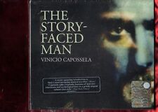 VINICIO CAPOSSELA-THE STORY FACED MAN DIGIPACK CD NUOVO SIGILLATO