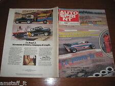 AUTOSPRINT 1981/10=LOTUS 88=RALLY COSTA BRAVA=PUBBLICITA' JEEP CJ=