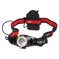 Q5 LED Headlamp Head Flashlight Powerful Lamp light Torches for fishing 2 Modes