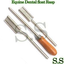 Equine Dental Float Rasp Horse Doubled Veterinary Instrument