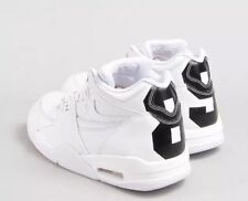 Nike Air Flight 89 LE QS Triple White UK 6 Eu 40 Jordan Max KD DEADSTOCK
