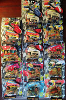 Lot of 14 RACING CHAMPIONS 1999 Chrome CHASE CAR 1/64 NASCAR 1 of 9,999