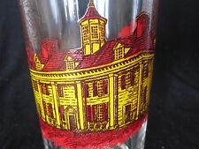VINTAGE BICENTENNIAL 3 GLASSES 1776-1976 Mount Mt Vernon Washington's Home