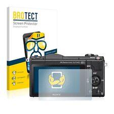 Sony Alpha 5100 (DSLR-A5100), 2 x BROTECT® HD-Clear Screen Protector hard-coated