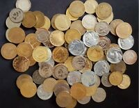 ✯ 3 DIFFERENT GOLD and SILVER Plated Old US Coins ✯ Indian Liberty Buffalo ✯