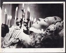 Marina Vlady Princess of Cleves 1961 original movie photo 18436