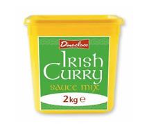 2KG CHIP SHOP IRISH CURRY SAUCE BY DINACLASS