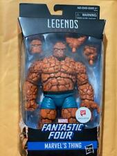 Marvel Legends  Fantastic four Thing Walgreens exclusive.