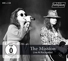 The Mission - Live At Rockpalast (NEW 2 x CD, DVD)