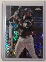 2020 Topps Chrome Luis Robert #60 Xfractor  RC