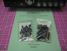 Realistic Trc-457/Trc-458/Trc-449 - Capacitor Kit (Pc-196Bd) - Premium Kit