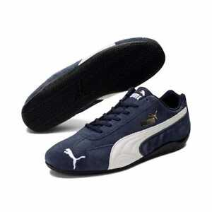Men's Puma Men's Speedcat LS Casual Sneakers Blue