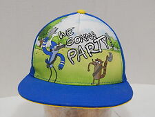 Regular Show Officially Licensed Cartoon Network Snapback We Gonna Party Hat Cap