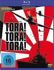 Blu-ray TORA! TORA! TORA! # Martin Balsam, Joseph Cotten # Pearl Harbor ++NEU