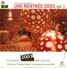 Compilation Les Inrockuptibles CD Une Rentrée 2003 - Vol. 1 - France (EX/EX)