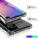 Shockproof Hard TPU Clear AIR Case Cover Case For Samsung Galaxy A60 A70 S6 UK