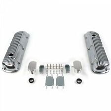 Vintage Finned Valve Covers w/ Breathers (PCV)Small Block Ford 289-351 custom