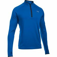 """ SALE "" UNDER ARMOUR NO BREAKS RUN 1/4 ZIP SPORTS TOP - SIZE SMALL"