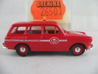 "Brekina 26501 VW 1500 Variant (1961) ""AvD"" in rot/weiß 1:87/H0 NEU/OVP"