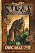 A Giant Problem (Beyond the Spiderwick Chronicles)-ExLibrary
