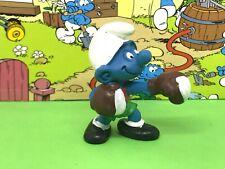 40508 Boxer Only Smurf Smurfs Schlümpfe  © 1980 PEYO 2 W.GERMANY SCHLEICH (S)