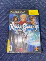 Rogue Galaxy PlayStation 2 (PS2) - Tested, No Game Manual