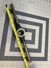 Card Mfg Improved Screw Plate Die Machinist Tool