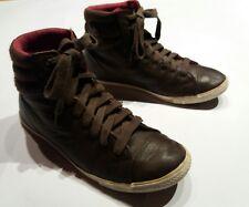 Converse All Star unisex cortos Chucks talla 38 (UK 5) cuero marrón
